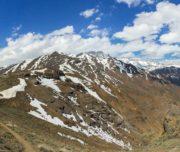 Maipo valley hike - Las Tetonas - Lagunillas - Cajón del Maipo - Chile