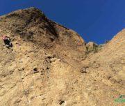 Climbing Santiago Chile - Las Chilcas day tour